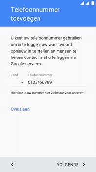 OnePlus 3 - Applicaties - Account instellen - Stap 17