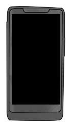 Motorola XT890 RAZR i - SIM-Karte - Einlegen - Schritt 4