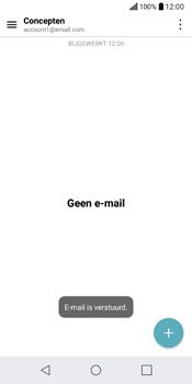 LG Q6 - e-mail - hoe te versturen - stap 19