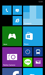 Nokia Lumia 635 - Troubleshooter - Applications - Étape 1