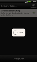 HTC One SV - Software - Installieren von Software-Updates - Schritt 8