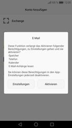 Huawei P9 Lite - E-Mail - Konto einrichten (outlook) - Schritt 5