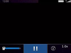 BlackBerry 9320 - Photos, vidéos, musique - Créer une vidéo - Étape 10