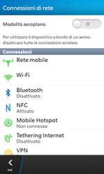 BlackBerry Z10 - Bluetooth - Collegamento dei dispositivi - Fase 5
