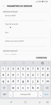 Samsung Galaxy S9 Plus - E-mail - Configurer l
