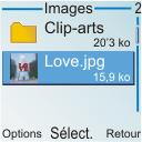 Nokia 6030 - MMS - envoi d'images - Étape 9