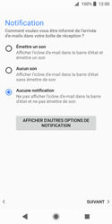 Sony Xperia XZ2 Compact - E-mail - Configuration manuelle (yahoo) - Étape 11