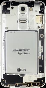 LG D620 G2 mini - SIM-Karte - Einlegen - Schritt 3
