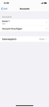 Apple iPhone X - iOS 14 - E-Mail - Manuelle Konfiguration - Schritt 16