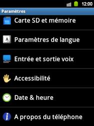 Samsung Galaxy Y - Logiciels - Installation de mises à jour - Étape 5