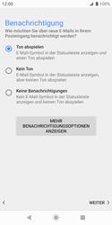 Sony Xperia XZ2 Compact - Android Pie - E-Mail - Konto einrichten (outlook) - Schritt 15