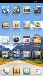 Huawei Ascend G526 - Anrufe - Rufumleitungen setzen und löschen - Schritt 3
