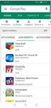 Huawei Y5 (2019) - Applications - Télécharger une application - Étape 6
