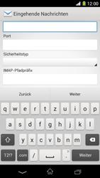Sony Xperia Z1 - E-Mail - Konto einrichten - 9 / 20