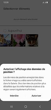 Samsung Galaxy A20e - E-mail - envoyer un e-mail - Étape 14
