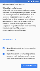 Nokia 3 - Android Oreo - Applicaties - Account instellen - Stap 17