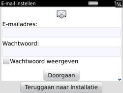 BlackBerry 9780 Bold - E-mail - handmatig instellen - Stap 6