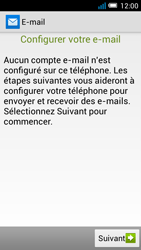 Alcatel Pop C7 - E-mail - configuration manuelle - Étape 6
