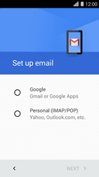 Huawei Ascend Y550 - Email - 032a. Email wizard - Gmail - Step 7