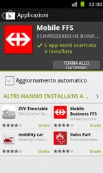 Samsung Galaxy S Advance - Applicazioni - Installazione delle applicazioni - Fase 23