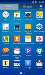 Samsung Galaxy Trend Plus - MMS - Erstellen und senden - 5 / 24