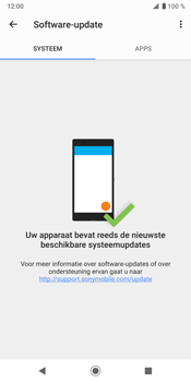 Sony Xperia XZ3 - Toestel - Software update - Stap 8