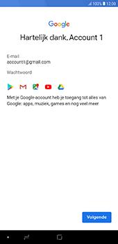 Samsung Galaxy J6 Plus - apps - account instellen - stap 16