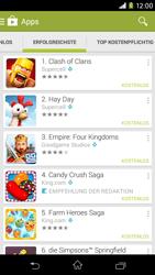 Sony Xperia M2 - Apps - Herunterladen - 9 / 20