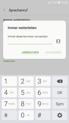 Samsung Galaxy A3 (2017) - Anrufe - Rufumleitungen setzen und löschen - Schritt 10