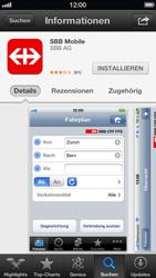 Apple iPhone 5 - Apps - Installieren von Apps - Schritt 11