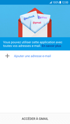 Samsung Galaxy S6 - Android Nougat - E-mail - 032a. Email wizard - Gmail - Étape 6