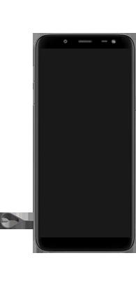 Samsung galaxy-j6-sm-j600fn-ds - Instellingen aanpassen - SIM-Kaart plaatsen - Stap 6