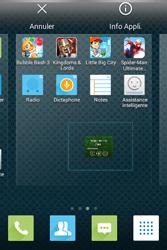 Alcatel Pixi 3 (3.5) - Prise en main - installation de widgets et d