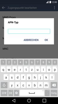 LG H815 G4 - Internet - Manuelle Konfiguration - Schritt 14