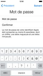 Apple iPhone 5 - Premiers pas - Créer un compte - Étape 17