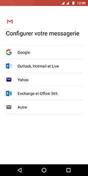 Motorola Moto G6 - E-mails - Ajouter ou modifier votre compte Gmail - Étape 7