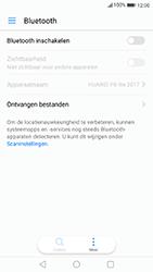 Huawei P8 Lite (2017) - bluetooth - aanzetten - stap 4
