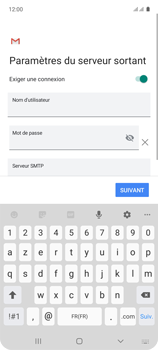 Samsung Galaxy A71 - E-mails - Ajouter ou modifier un compte e-mail - Étape 17