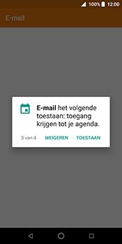 ZTE Blade V9 - E-mail - Handmatig instellen - Stap 7