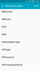 Samsung J320 Galaxy J3 (2016) - MMS - Manual configuration - Step 13