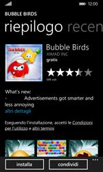 Nokia Lumia 635 - Applicazioni - Configurazione del negozio applicazioni - Fase 8