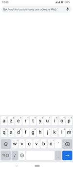 Sony Xperia 5 - Internet et roaming de données - Navigation sur Internet - Étape 7
