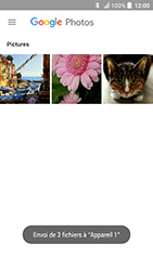 HTC U Play - Photos, vidéos, musique - Envoyer une photo via Bluetooth - Étape 12