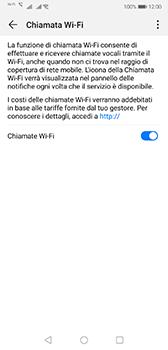 Huawei P20 - Android Pie - WiFi - Attivare WiFi Calling - Fase 9