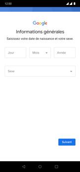 OnePlus 7 Pro - Applications - Créer un compte - Étape 8