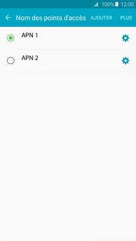 Samsung Galaxy S6 edge+ (G928F) - Internet et roaming de données - Configuration manuelle - Étape 17