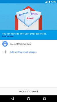Nokia 6 (2018) - E-mail - Manual configuration (gmail) - Step 12