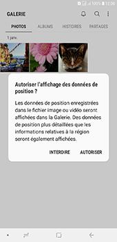 Samsung Galaxy J6 Plus - Photos, vidéos, musique - Envoyer une photo via Bluetooth - Étape 4