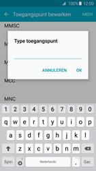 Samsung Galaxy S6 Edge - internet - handmatig instellen - stap 13