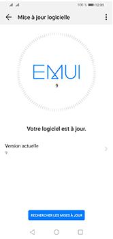 Huawei Y5 (2019) - Aller plus loin - Mettre à jour le logiciel interne de votre mobile - Étape 7